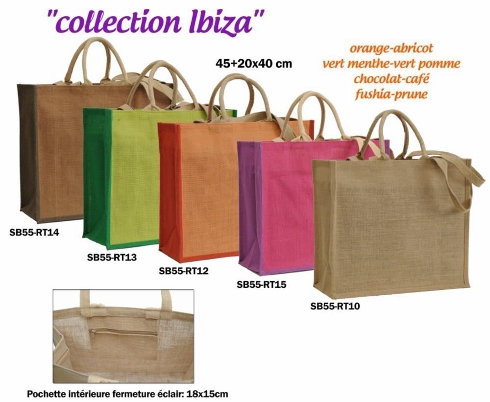 Jute Canvas Bags