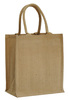 Jute bottle bag for 6 bottles 75 cl : Bottles packaging and local products