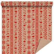 """Rouleau papier cadeau """"Norvège"""" : Packaging accessories"""