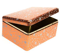 Metal Box STARS : Boxes