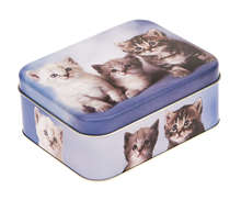 CATS Metal Box : Bakery
