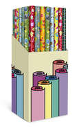 PACK Rouleaux Papier Cadeaux : Packaging accessories