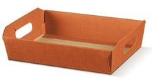Carton tray 350x260x70mm : Trays, baskets