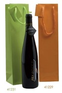 Sacs luxe pelliculés brillants 160gr : Bottles packaging and local products