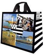 Cabas Polypro 33L Bretagne Morbihan : Bags
