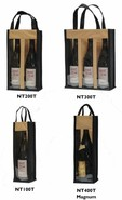 Purchase of Non-woven bottle's bag with window