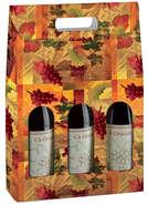 Coffret 3 bouteilles Vignes : Bottles packaging