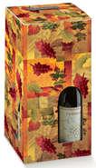 Coffret 4 bouteilles Vignes : Bottles packaging
