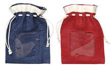 Pochon toile de jute : Small bags
