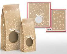 Purchase of SACHET KRAFT SNOW - NOËL