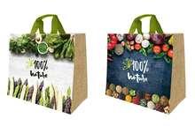 "Cabas polypropylène 30 litres "" Nature "" : Bags"