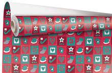 """Rouleau Papier cadeau """"Christmas"""" : Celebrations"""