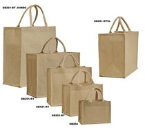 Jute bag collection nature : Shop's bags