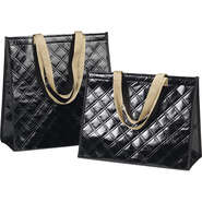 Sac isotherme rectangle noir  : Bags