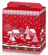 Boite Cadeaux Rouge  :