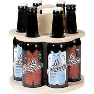 Tourniquet 6 bouteilles Long Neck : Bottles packaging