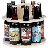 Tourniquet 8 bouteilles Long Neck : Bottles packaging