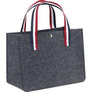 Sac feutre gris foncé : Bags