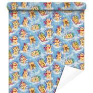 Papier cadeaux Ourson  : Packaging accessories