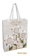 Handmade paper bag : Shop's bags