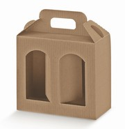 Cardboard box Height 150 mm : Jars packing