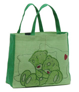 Jute bag Bear : Shop's bags