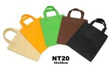 Non wowen bags 35x30cm :