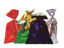 Metallized pouch : Packaging accessories