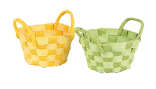 Corbeille papier cordé  : Trays, baskets