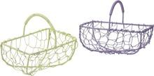 Set of 2 Mini basket  :