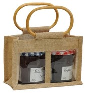 Purchase of jute bag for 2 jars x 0.5 kg