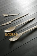 Couverts biodégradables : Biodegradable dishes