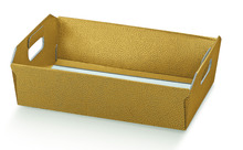 Cardboard tray 310x220x90mm : Trays, baskets