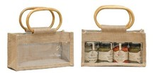 Purchase of Jute bag for 3 jars x 250 or 125 gr