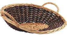 Van en éclisse 44 x 41 x 10-17 cm : Trays, baskets