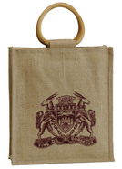 Jute bag 3 bottles : Discounts