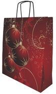 Kraft Bag « Christmas Classic » : Shop's bags