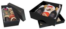 "Cardboard box ""Gourmet"" Black : Boxes"