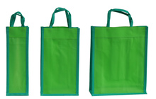 Reusable non-woven bottle's bag  : Bottles packaging