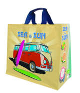 """Polypro Bags 33L """"Sea and Sun"""" : Bags"""