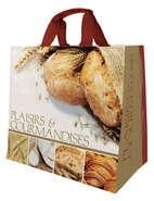 """Cabas polypro 30L """" Plaisirs et Gourmandises """" : Bags"""