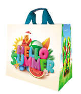 """Cabas polypro 33L """" Summer Time """" : Bags"""