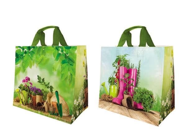 """Cabas polypro 33L """" Jardinage """" : Bags"""