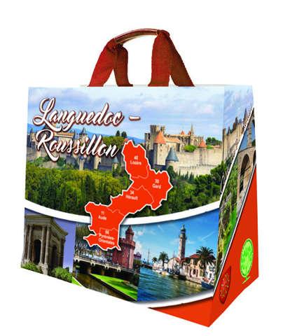 "Cabas Polypro 33L "" Occitanie "" : Bags"