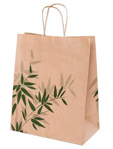 "Sac Kraft ""Feel Green"" : Bags"