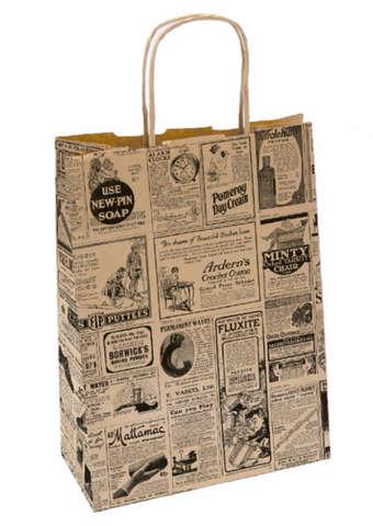 """Sacs Kraft """"Times"""" : Bags"""