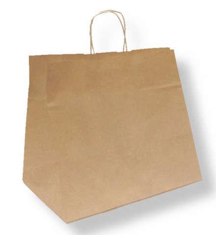 Sacs TRAITEUR poignée torsadée naturel : Bags