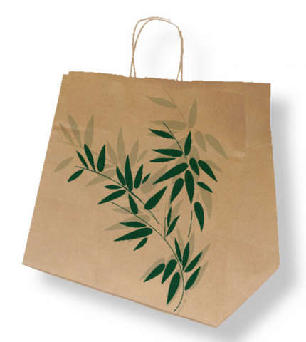 Sacs TRAITEUR poignée torsadée décoré : Bags