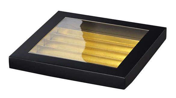 Collection présentation macarons / chocolats : Boxes
