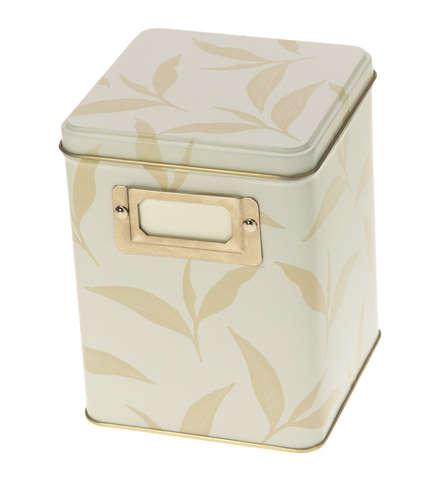 """""""Tea"""" Metal Box : Boxes"""